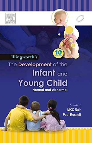 9788131230206 - Nair: Illingworths' Development of the Infant and the Young Child (Adaptation), 10/e - पुस्तक