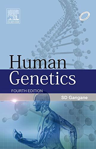 9788131230220 - Gangane: Human Genetics, 4e - पुस्तक