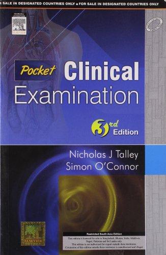 9788131230664: Pocket Clinical Examination,3ED