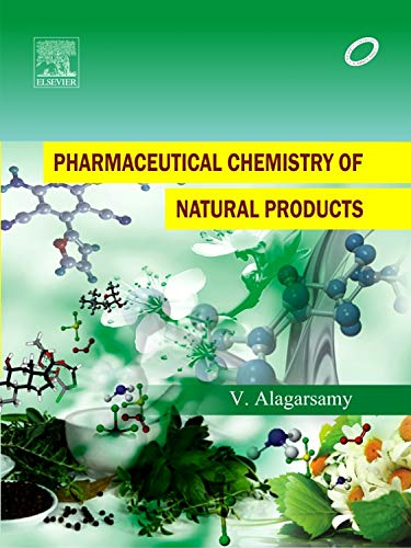 Pharmaceutical Chemistry Of Natural Products (Pb 2012): Alagarsamy V.