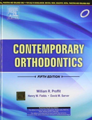 9788131232736: Contemporary Orthodontics, 5e, 1e