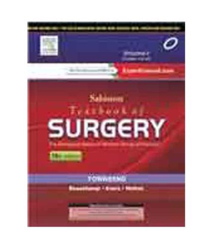9788131232934: Sabiston Textbook of Surgery, 19th ed.