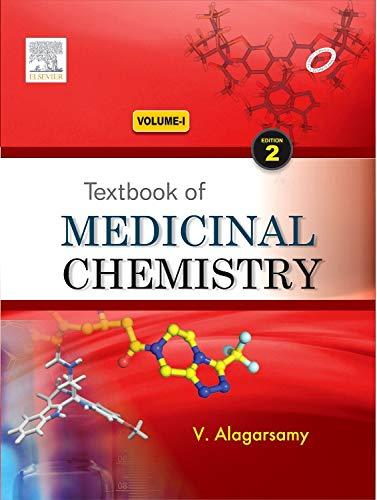 Textbook of Medicinal Chemistry Vol I: Alagarsamy, V.