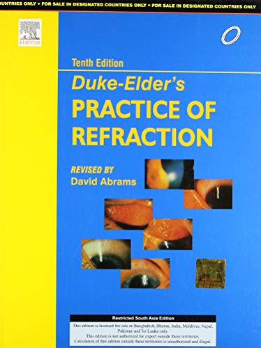 Duke-Elder's Practice of Refraction: Abrams