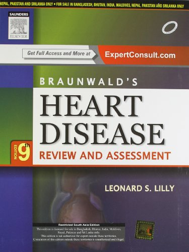 9788131233412: Braunwald's Heart Disease: Review and Assessment