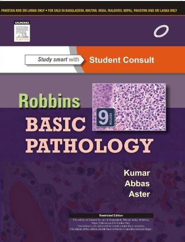 9788131233993: Robbins Basic Pathology