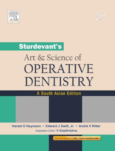 Sturdevants Art And Science Of Operative Dentistry: Heymann H O