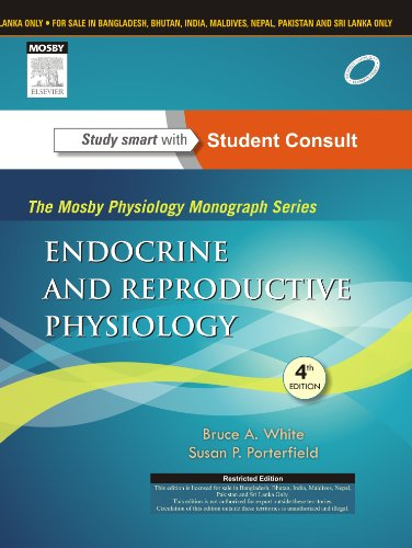 9788131234259 - White Bruce A. Porterfield Susan P.: The Mosby Physiology Monograph Series - पुस्तक