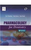 9788131234556: Pharmacology for Dentistry