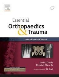 9788131234648: Essential Orthopaedics and Trauma
