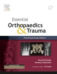 9788131234648 - David J. Dandy: Essential Orthopaedics and Trauma - पुस्तक