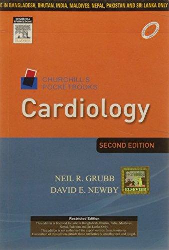 9788131234907: Churchill's Pocketbook of Cardiology