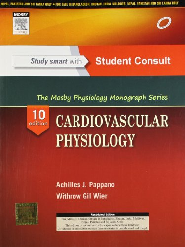 9788131235119: Cardiovascular Physiology:Mosby Physiology Monograph Series (with Student Consult Online Access)