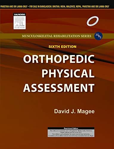 9788131235232: Orthopedic Physical Assessment