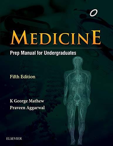 9788131242346: Medicine: Prep Manual for Undergraduates