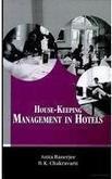 House-Keeping Management in Hotels: Chakravarti B.K. Banerjee
