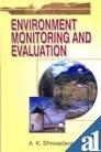 Environment Monitoring and Evaluation: Shrivastava A.K.
