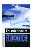 Foundations of Education: Dhiman O.P.