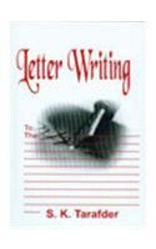 Letter Writing: S.K. Tarafder