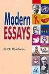 Modern Essays: Dr. P.K. Manoharan