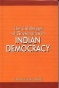 The Challenges of Governance in Indian Democracy: G.R. Reddy