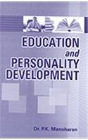 Education and Personality Development: Manoharan P.K.