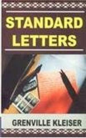 Standard Letters: Grenville Kleiser