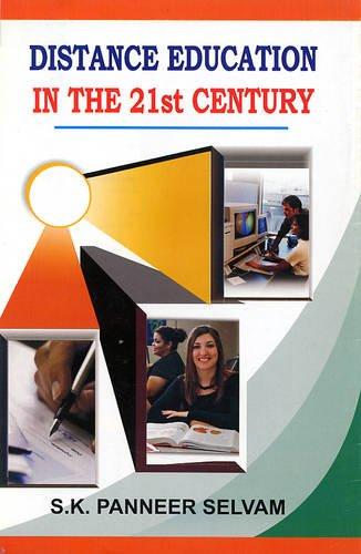Distance Education in the 21st Century: S.K. Panneer Selvam