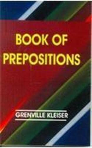 Book of Prepositions: Grenville Kleiser