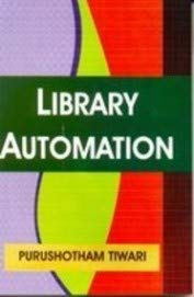 9788131307434: Library Automation