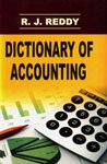 Dictionary of Accounting: R.J. Reddy