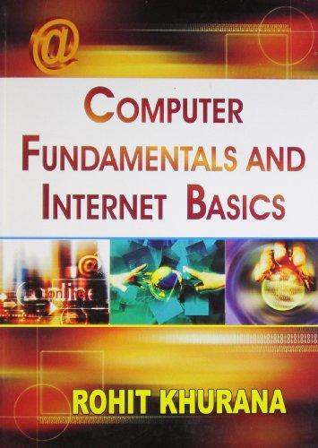 9788131309377: Computer Fundamentals & Internet Basics