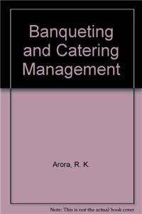 9788131310205: Banqueting and Catering Management