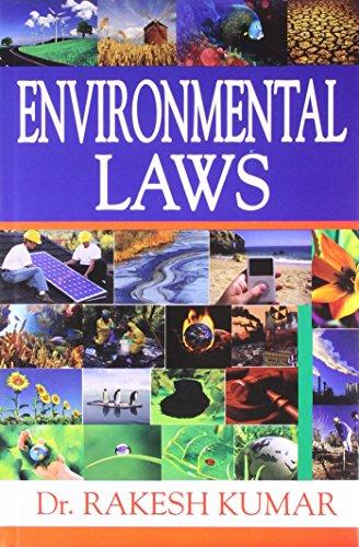 9788131311332: Environmental Laws