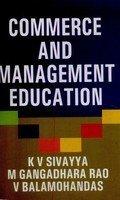 Commerce and Management Education: K.V. Sivayya