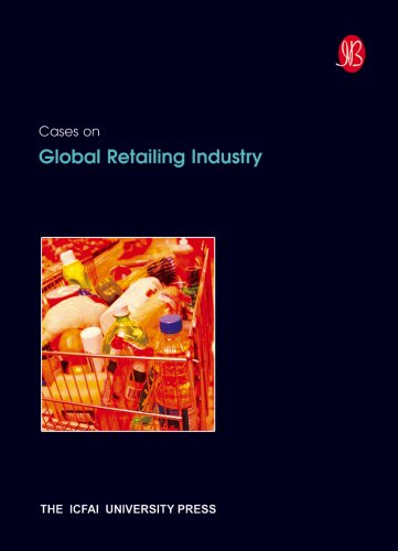 9788131400647: Cases on Global Retailing Industry