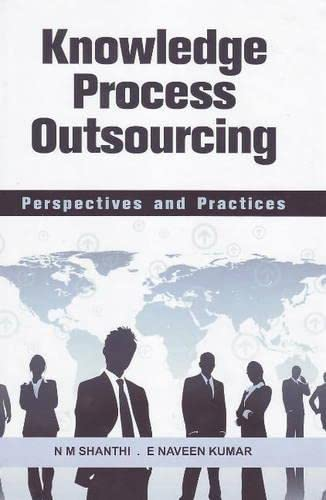 9788131407141: Knowledge Process Outsourcing: Perspectives & Practices
