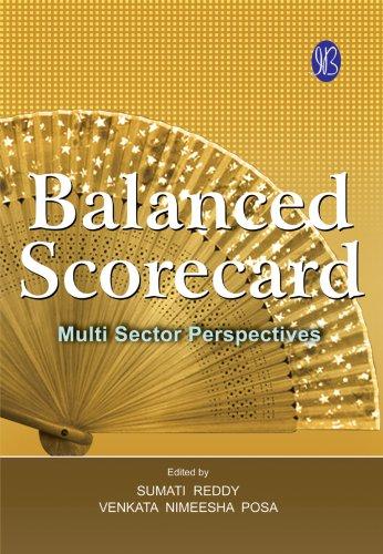 9788131408605: Balanced Scorecard - Multi-Sector Perspectives