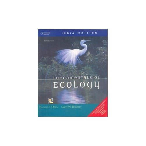9788131500200: Fundamentals of Ecology