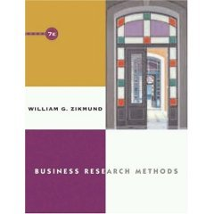 9788131500293: Business Research Methods, 7th Edition