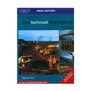 9788131500507: Principles of Geotechnical Engineering
