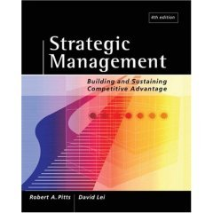 9788131501146: Strategic Management : Building and Sustaining Competitive Advantage