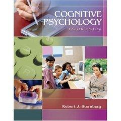 9788131501313: Cognitive Psychology