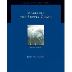 9788131501566: MODELING THE SUPPLY CHAIN
