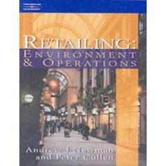 Retailing: Environment And Operations: Newman Andrew J.