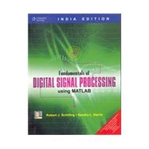 9788131501719: Fundamentals of Digital Signal Processing Using MATLAB