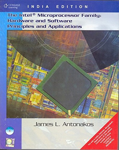 9788131501788: The Intel Family Of Microprocessors: Hardware and Software Principles and Applications withCD