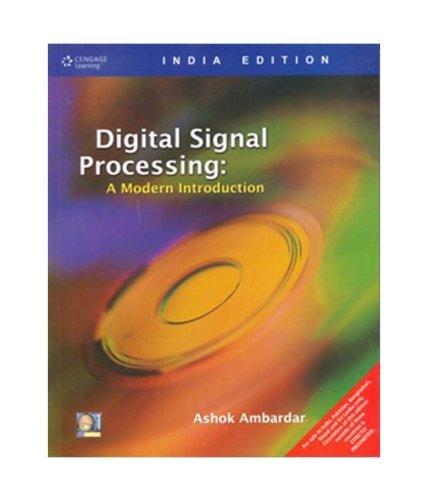 9788131501795: Digital Signal Processing: A Modern Introduction