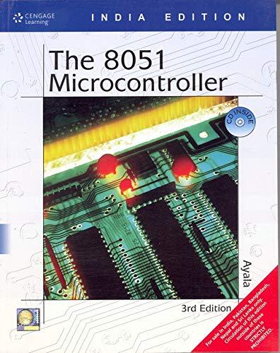The 8051 Microcontroller: Kenneth Ayala