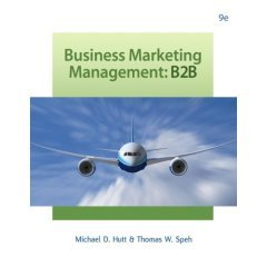 9788131502051: Business Marketing Management
